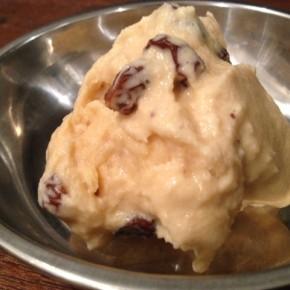 corcorラムレーズンアイスクリーム
