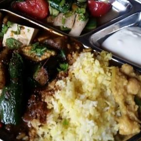 7月8日(水)ランチも「野菜カレーの日」
