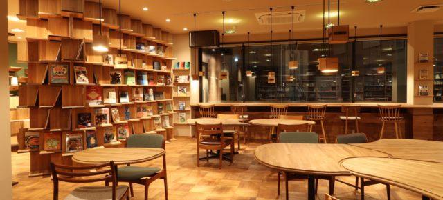 図書喫茶カンタカOPEN(東村山市秋津町)
